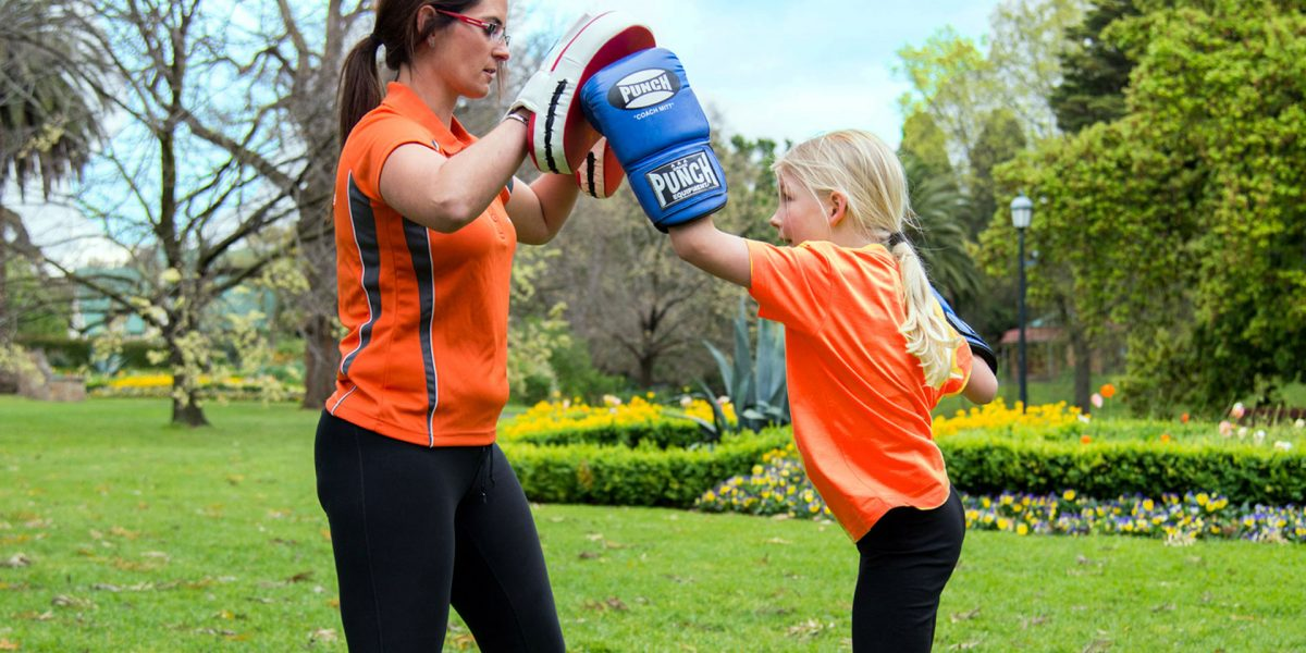 Kids personal training