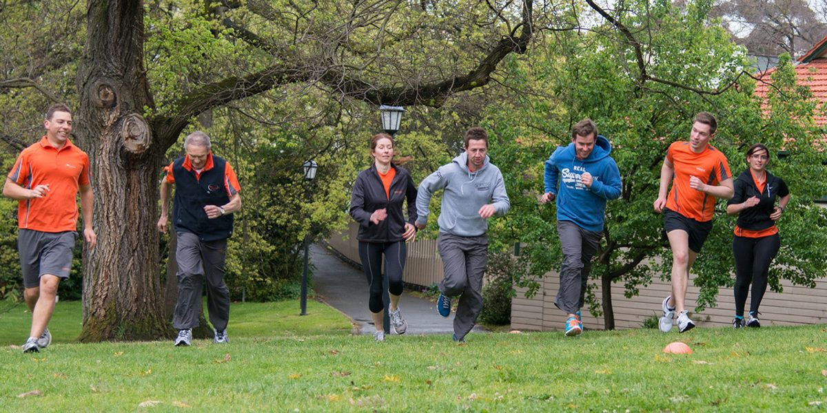 Running Group Canterbury