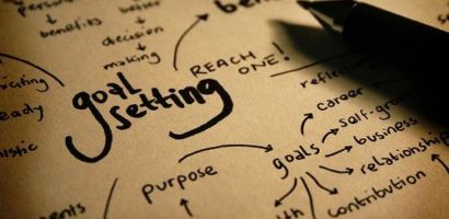 Goal Setting Writing