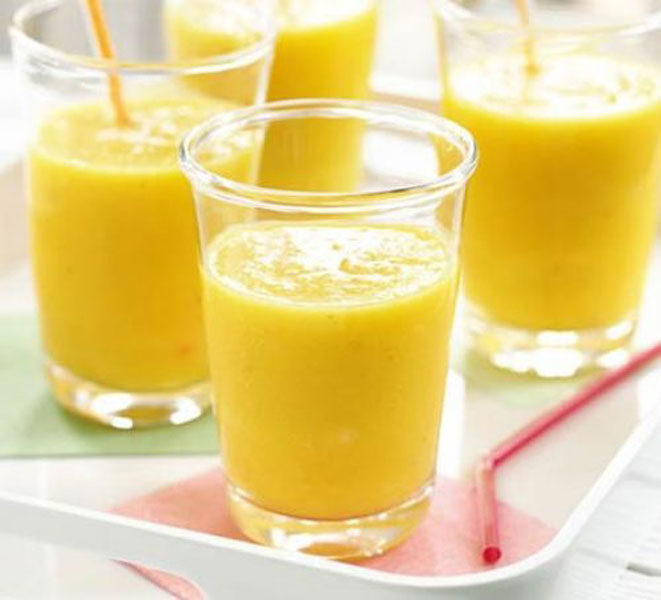 hay fever freedom smoothy recipe