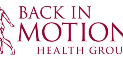 Back in Motion Logo
