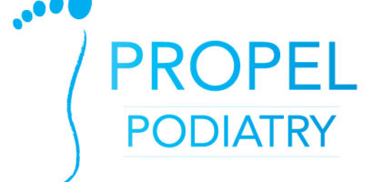 Propel Podiatry Logo