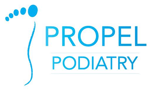 Propel Podiatry Logo